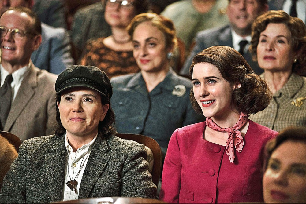 TV-Marvelous Mrs Maisel
